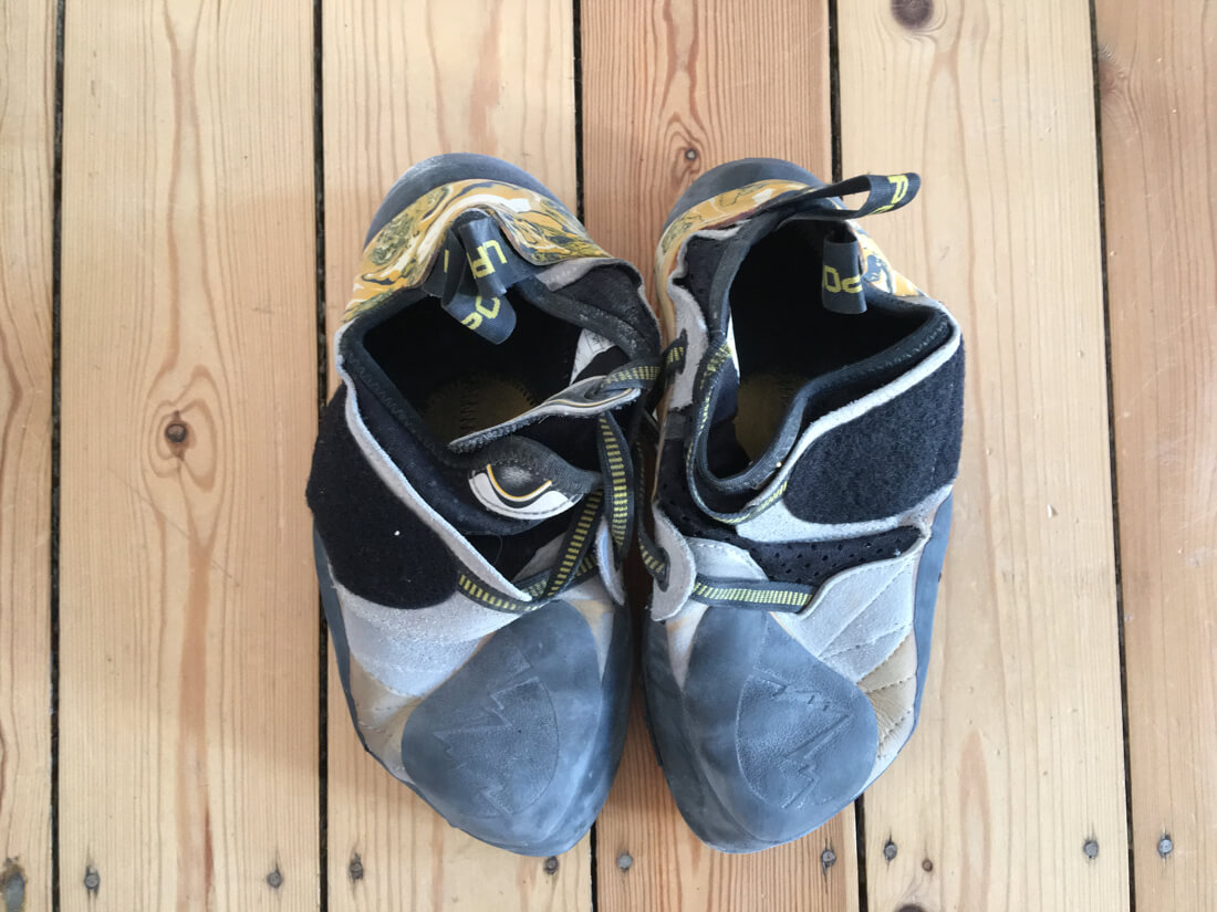 La Sportiva Solution Topansicht